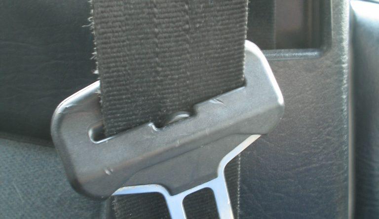 Rear Seat Belt Comment
