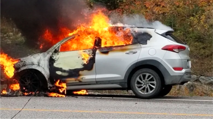 'My car's on fire': Drivers fear for their safety as years-long recall rollout drags on