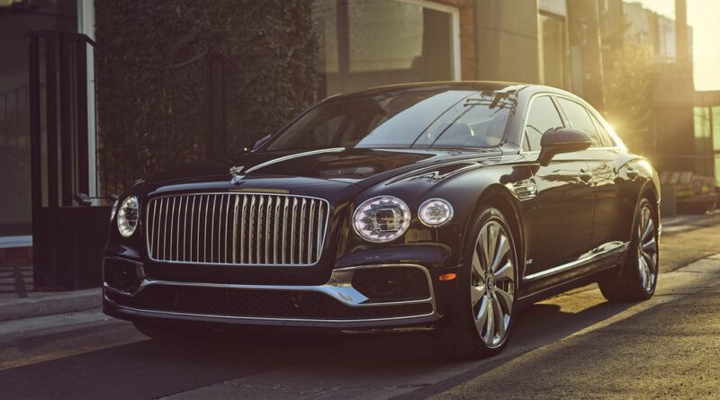 Bentley's U.S. Recall Covers Just One $259,000 Flying Spur Sedan