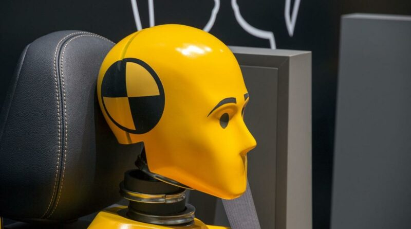 No crash test dummy represents average women. What's that mean for safety?
