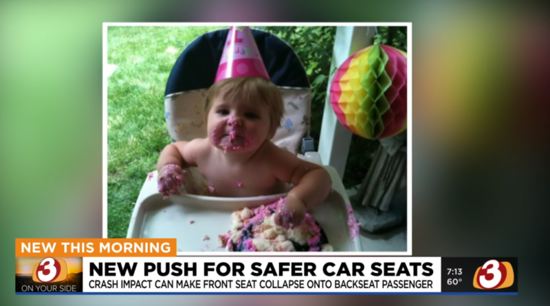 New push for safer car seats to combat seatback failures