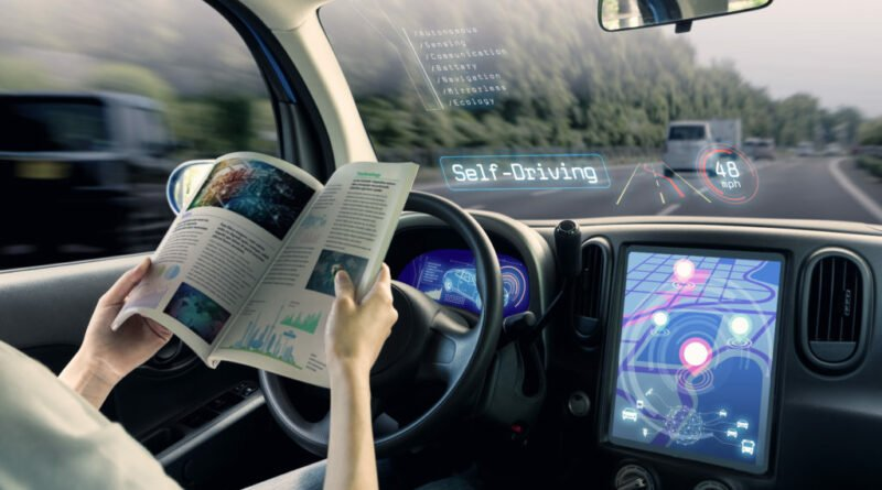 Self-driving cars pose crucial question: Who to blame in a crash