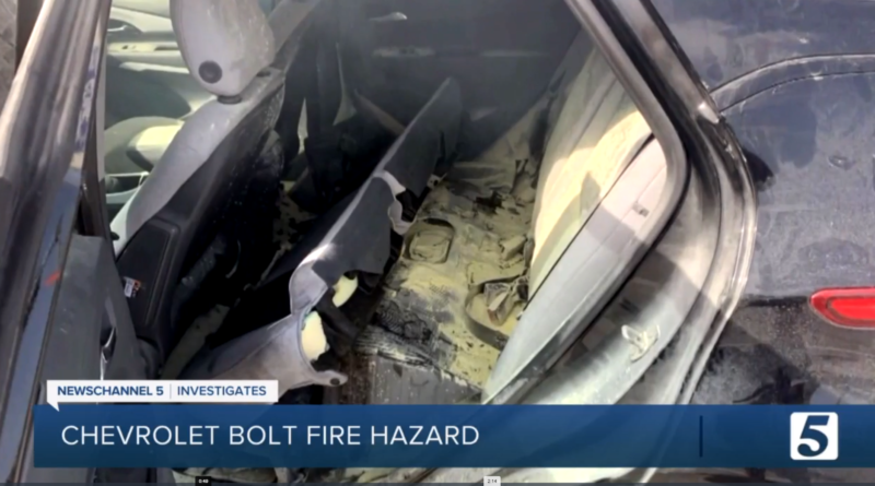 Electric vehicle owners frustrated by GM's recall of Chevy Bolt after more than a dozen fires